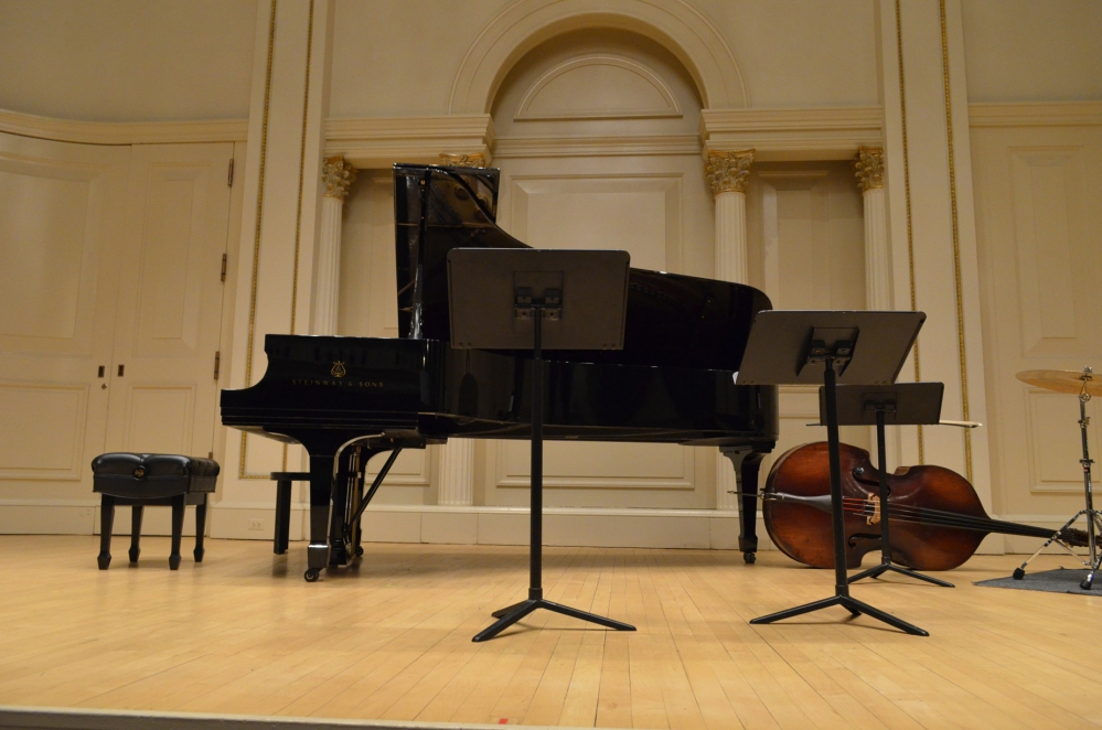 Lisa Hilton at Carnegie Hall's Weill Recital Hall again (3/6)