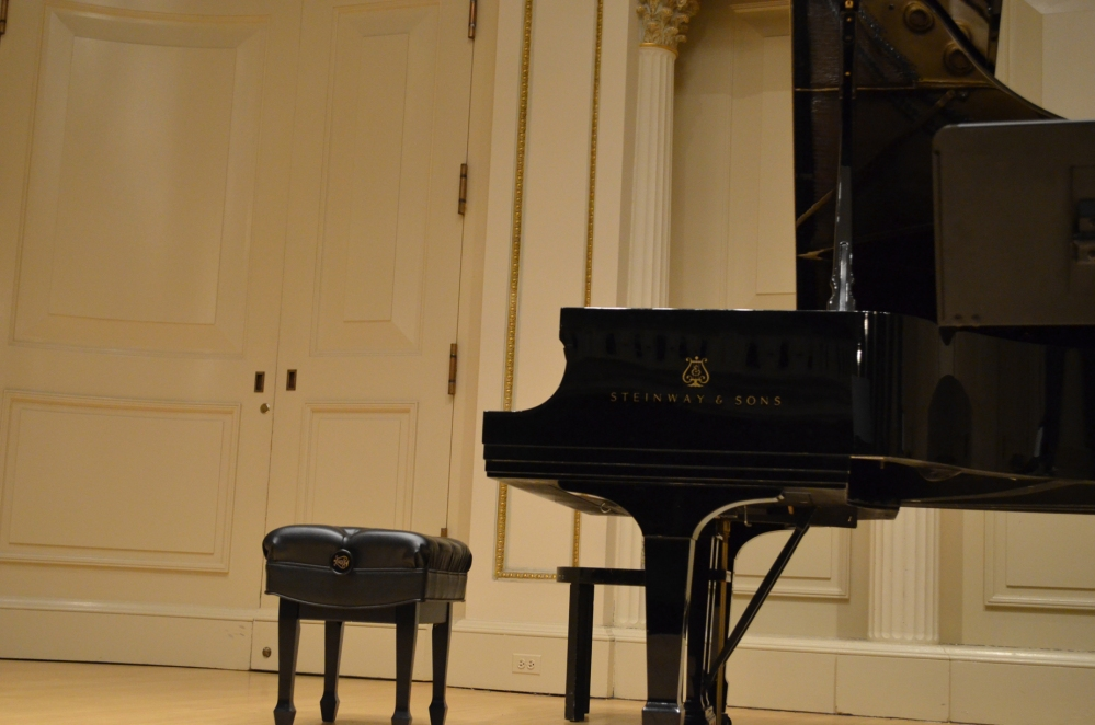 Lisa Hilton at Carnegie Hall's Weill Recital Hall again (6/6)