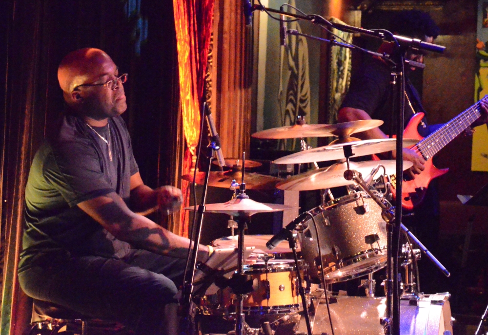 Chieli Minucci & Special EFX at The Cutting Room again (5/6)