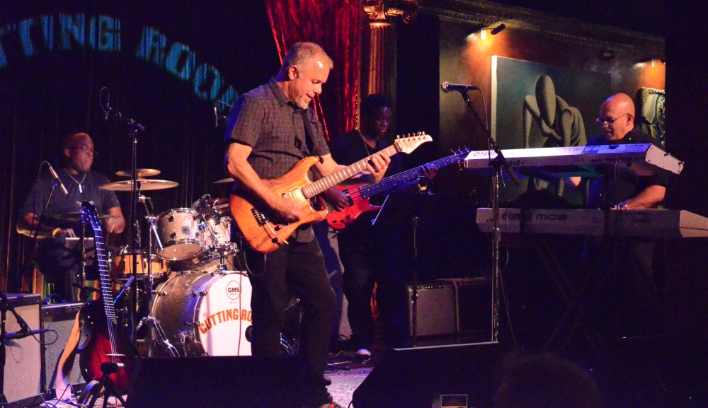 Chieli Minucci & Special EFX at The Cutting Room again (1/6)