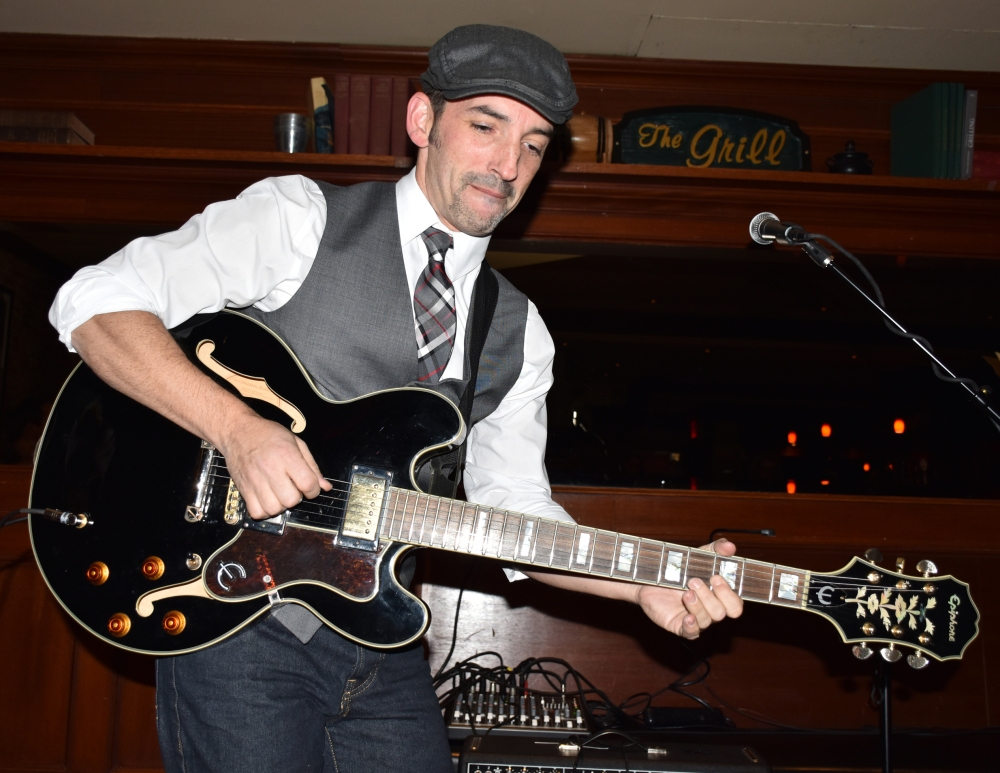Matt Marshak at Houndstooth Pub: 2015 edition (5/6)